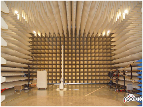 标准5m法电波暗室